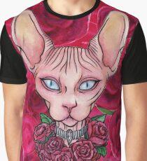 Love Sphynx Graphic T-Shirt