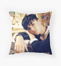 Vernon Going Seventeen Throw Pillow
