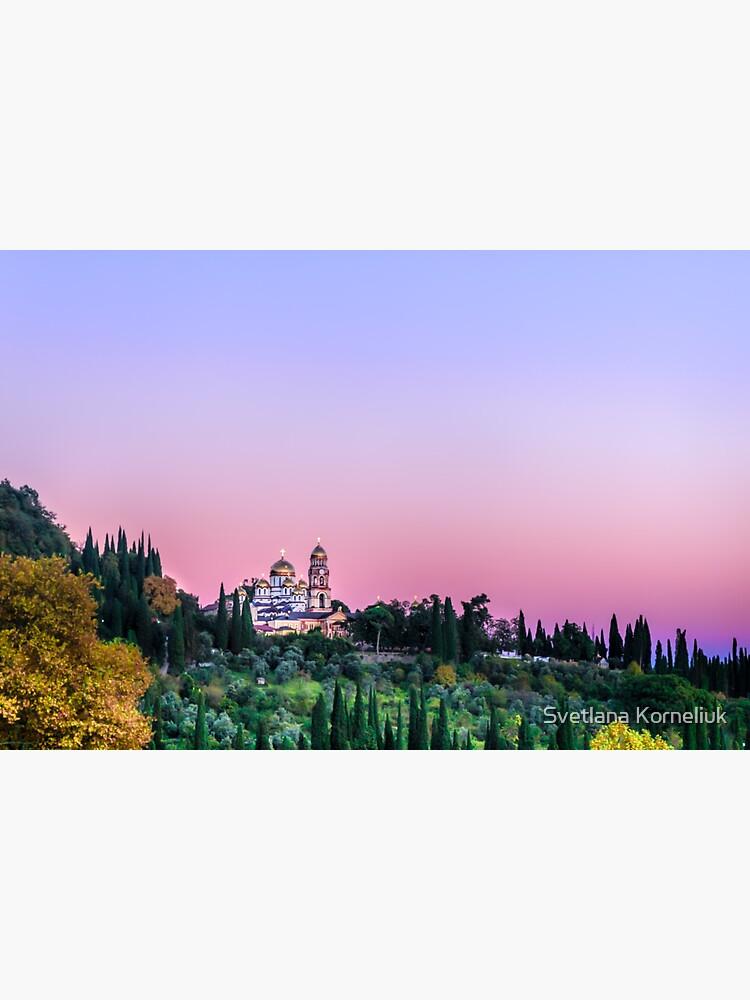 New Athos, Abkhazia by SvetlanaKorneli