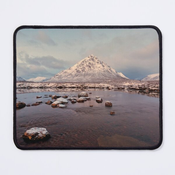 The Buachaille Etive Mor Mouse Pad
