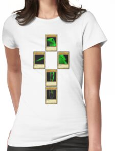 dat boi exodia Womens Fitted T-Shirt