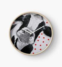 Moo Cow Clock