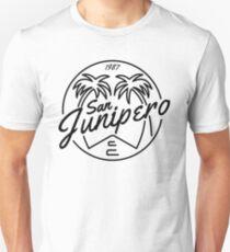 Black Mirror San Junipero Light Unisex T-Shirt