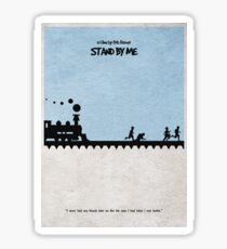 Stand by Me Sticker