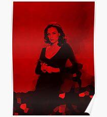 Famke Janssen - Celebrity Poster