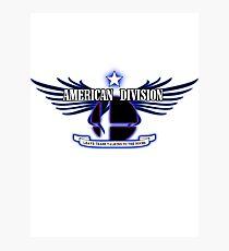 Super Smash Bros. American Division Photographic Print