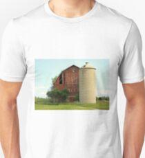 advertising barn T-Shirt