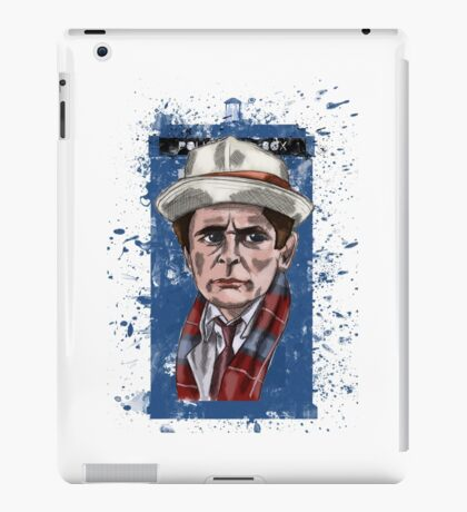 Seventh Lord of Time iPad Case/Skin