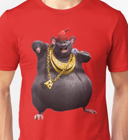 Biggie Cheese Unisex T-Shirt