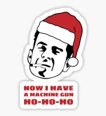 Ho Ho Ho Sticker