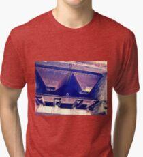 Dual Exhaust  Tri-blend T-Shirt