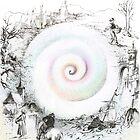 Wheel Of Reincarnation by Anna Miarczynska
