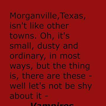 Morganville, Texas by sophielamb