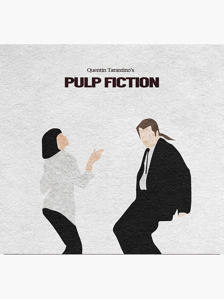 Pulp Fiction 2 by geekmywall