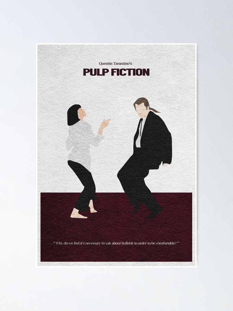 Alternate view of Pulp Fiction 2 Poster