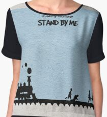 Stand by Me Women's Chiffon Top