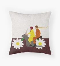 Harold and Maude Throw Pillow