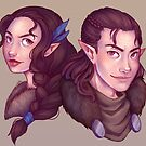 Vax & Vex (Double Trouble) by Ryuutsu