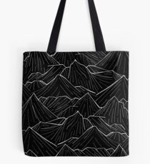 The Dark Mountains Tote Bag