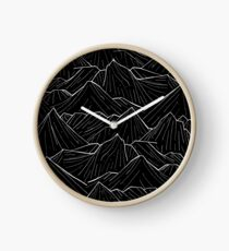 The Dark Mountains Clock