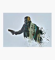 More human than human. Photographic Print