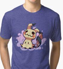 Mimikyu Pokémon Sol y Luna / Mimikyu Pokemon Sun and Moon Tri-blend T-Shirt