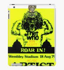 Roar In iPad Case/Skin