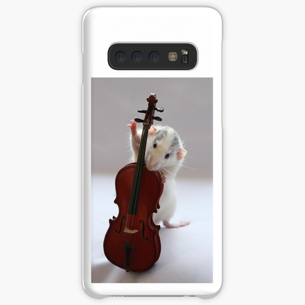 The Musician 2 Case & Skin for Samsung Galaxy