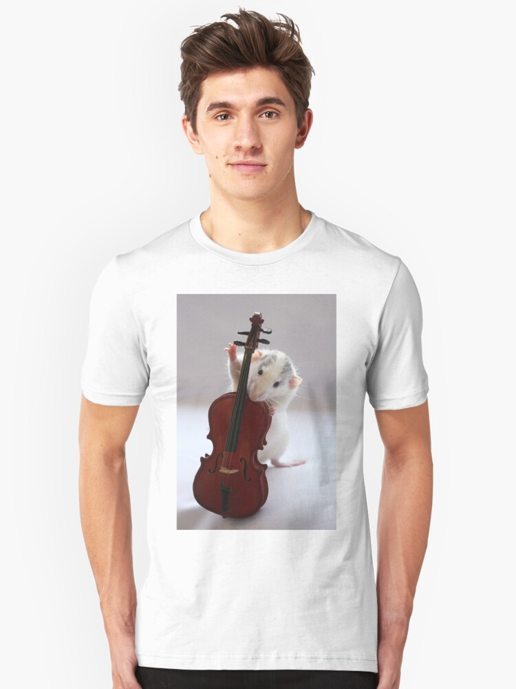 Alternate view of The Musician 2 Slim Fit T-Shirt