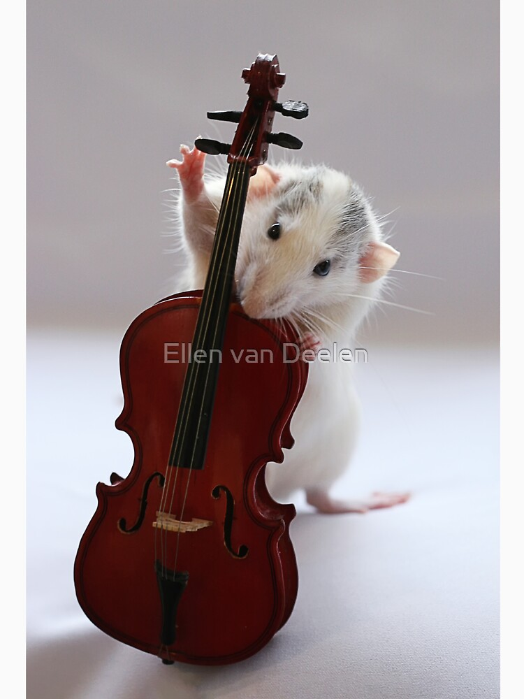 The Musician 2 by Ellen