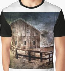 The Grist Mill Graphic T-Shirt