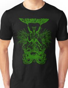Electric Wizard - Baphomet (Green) Unisex T-Shirt