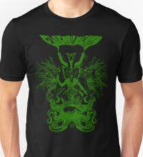 Electric Wizard - Baphomet (Green) T-Shirt