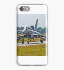 Typhoon taxi-ing iPhone Case/Skin