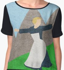 The Sound Of Music Women's Chiffon Top