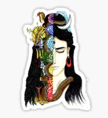 Lord Shiva Sticker