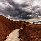 Walking the Red Hill by Richard Bozarth