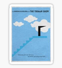 The Truman Show Sticker