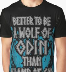 wolf of odin - shieldmaiden Graphic T-Shirt
