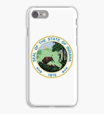 Indiana seal iPhone Case/Skin