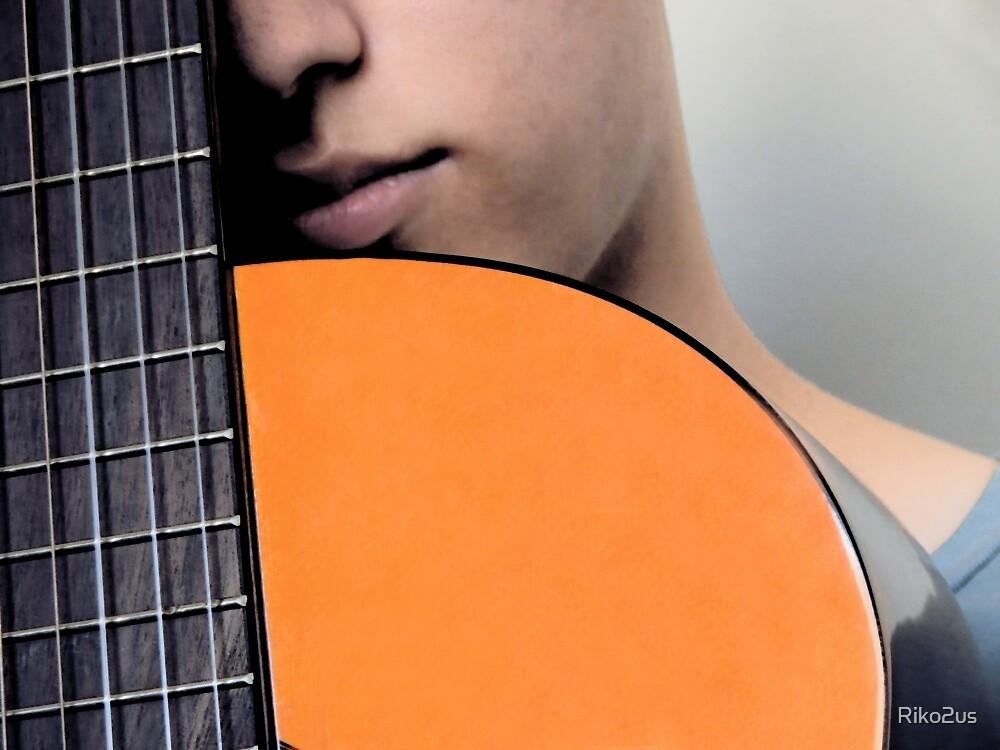Where words fail - music speaks ! by Riko2us