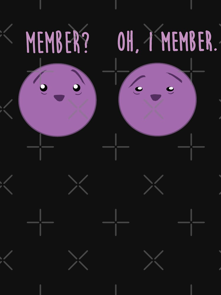 Member Berries : Member? Berry Southpark Fanart Print | Unisex T-Shirt