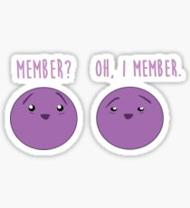 Member Berries : Member? Berry Southpark Fanart Print Sticker