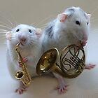 The Band! by Ellen van Deelen