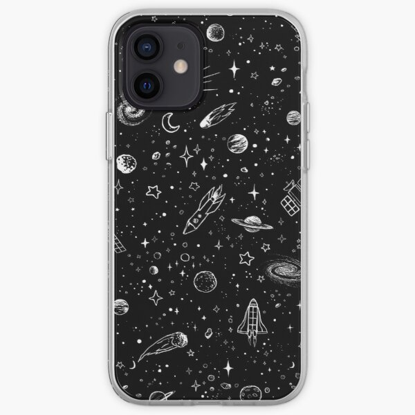 Space iPhone Soft Case