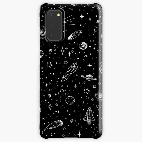 Space Samsung Galaxy Snap Case