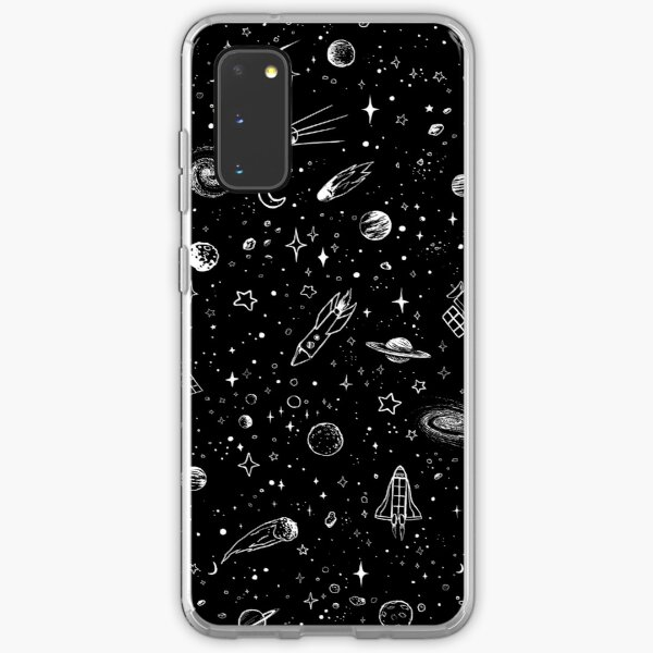 Space Samsung Galaxy Soft Case