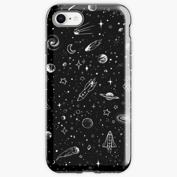 Space iPhone Tough Case
