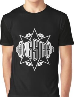GangStarr Graphic T-Shirt