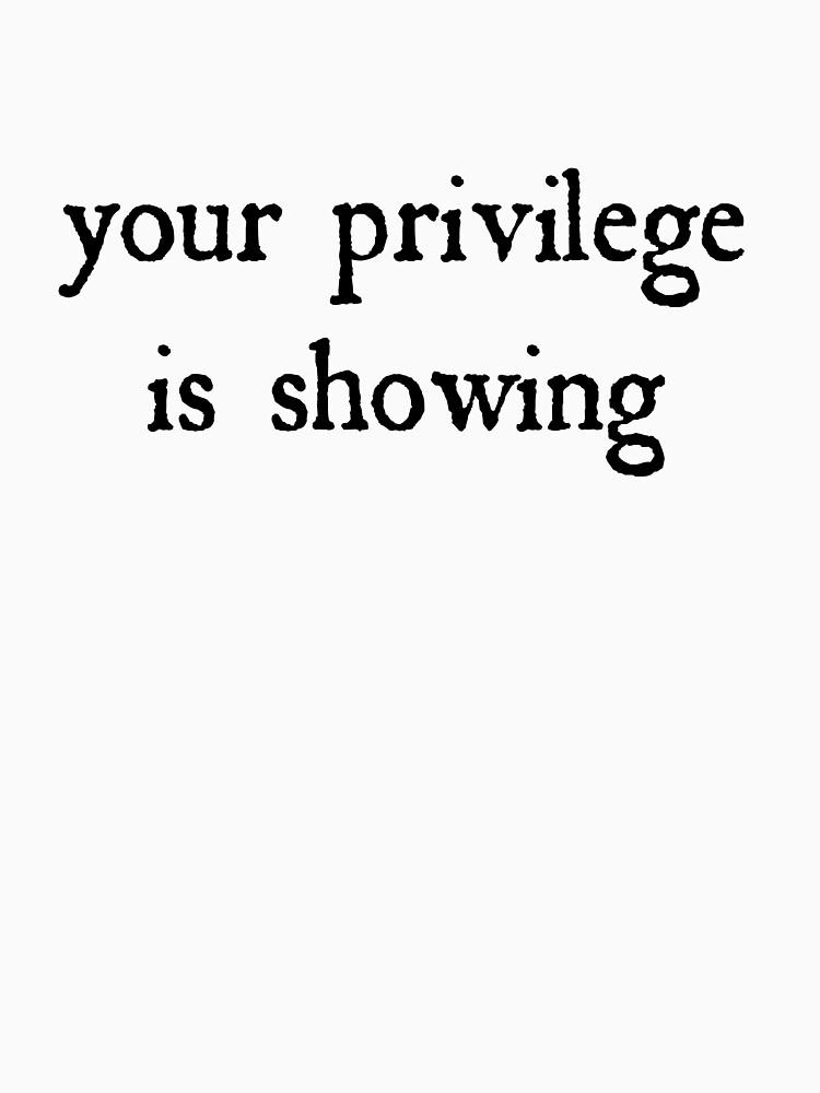 Tu privilegio es mostrar de herizon